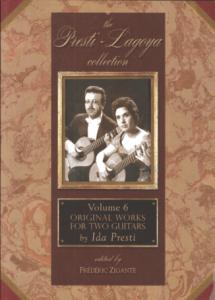 The Presti-Lagoya Collection Presti Vol. 6 by Frédéric Zigante