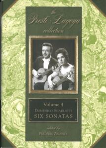 The Presti-Lagoya Collection Vol. 4 by Frédéric Zigante