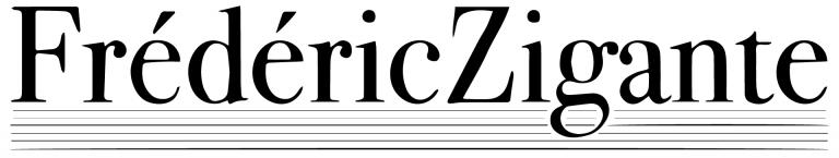logo Frédéric Zigante